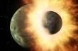 Vụ va chạm giữa Trái đất và hành tinh cổ có thể đã tạo ra Mặt trăng