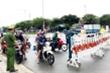 Dịch COVID-19 nguy cấp, Quân đội, Công an đội mưa cắm chốt phong tỏa Đà Nẵng