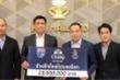 Tuyển Thái Lan nhận tài trợ khủng, quyết vượt Việt Nam giành vé dự World Cup