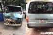 Lái xe chở gỗ lậu liều mạng tông Đại úy CSGT nhập viện: Xử lý hành vi chống người thi hành công vụ