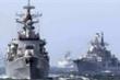 Tàu chiến Mỹ đi qua eo biển Đài Loan, Trung Quốc tố cáo 'khiêu khích'