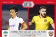 Trực tiếp HAGL 3-0 Hồng Lĩnh Hà Tĩnh