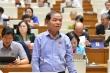 Lo cho chủ quyền quốc gia, ĐBQH đề nghị ban hành Luật An ninh Kinh tế
