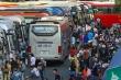 Vận tải hành khách liên tỉnh hoạt động trở lại sau cách ly xã hội