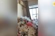 Video: 4 tháng không đổ rác, người thuê nhà để lại căn hộ ngập rác ở Trung Quốc