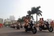 Ngắm dàn xe mô tô mạnh mẽ của CSGT Hà Nội phục vụ APEC 2017