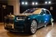 Khám phá Rolls-Royce Phantom Iridescent Opulence gắn 3.000 lông vũ