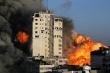 Căng thẳng leo thang, số người chết trong xung đột Israel-Hamas tăng mạnh