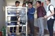Đại học Đà Nẵng chế tạo robot chuyển thức ăn, nhu yếu phẩm vào khu cách ly