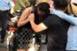 Chồng chở nhân tình trên xe Lexus LX570 bị vợ đánh ghen: Công an đang xác minh