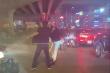 Nhắc tài xế dừng xe gây ùn ứ, thanh niên bị hành hung: Xác định được chủ xe