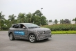 Cận cảnh chiếc xe ô tô điện của Vinfast đang chạy thử