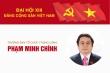 Infographic: Sự nghiệp Trưởng Ban Tổ chức Trung ương Phạm Minh Chính