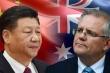 Trung Quốc đang sử dụng cuộc đối đầu với Australia để cảnh báo thế giới?