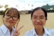Cặp song sinh ở Bình Định trở thành thủ khoa, á khoa thi tốt nghiệp THPT