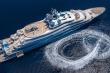 Có gì trong siêu du thuyền đắt nhất thế giới, giá thuê 4 triệu USD/tuần?