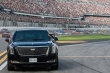 Video: Siêu xe 'quái thú' của Tổng thống Trump khuấy động trường đua Daytona 500