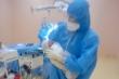 Sản phụ mắc COVID 'vượt cạn' thành công trong bệnh viện dã chiến