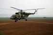 Nga: Rơi trực thăng quân sự Mi-8, tổ bay thiệt mạng