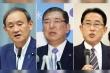 3 ứng viên kế nhiệm Thủ tướng Abe: Ai đang có lợi thế nhất?