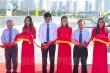 TP.HCM: Sau 8 năm thi công, cầu Phước Lộc chính thức thông xe
