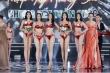Cận cảnh phần thi bikini của Top 22 Hoa hậu Việt Nam 2020