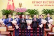 Phân công nhiệm vụ Chủ tịch UBND TP Hà Nội Chu Ngọc Anh và 6 Phó Chủ tịch