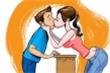 Nụ hôn có hại cho sức khỏe