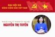 Infographic: Sự nghiệp Phó Bí thư thường trực Thành ủy Hà Nội Nguyễn Thị Tuyến