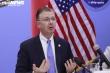 Đại sứ Mỹ tại Việt Nam tái khẳng định lập trường của Washington về Biển Đông