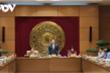 Buổi làm việc đầu tiên của Chủ tịch Quốc hội Vương Đình Huệ với Ủy ban Tư pháp