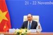 Thủ tướng đề nghị G20 đoàn kết hành động để đẩy lùi COVID-19