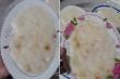 Thảm họa nấu ăn: Món bánh trôi nguyên tảng