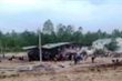 Nghệ An: Phát hiện thi thể Chủ nhiệm hợp tác xã cháy sém trong chòi canh