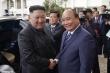 Ông Kim Jong-un chúc mừng Chủ tịch nước Nguyễn Xuân Phúc