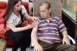Con gái NSND Lý Huỳnh: 'Mấy năm qua, tôi thành chuyên gia điều dưỡng cho ba'