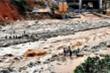 Sạt lở làm 11 người mất tích ở Phước Sơn: Lên phương án dùng trực thăng cứu hộ