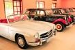 Bí ẩn về bộ sưu tập ôtô cổ độc nhất Việt Nam