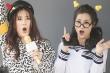 Cười ngất khi Đông Nhi 'cưa sừng' hóa nữ sinh nhí nhảnh, nhảy Gangnam Style trên đường