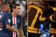10 cầu thủ PSG suýt 'chết ngạt' trong thang máy