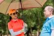 Thuý Hạnh – Minh Khang tình cảm sâu đậm hơn nhờ cùng nhau chơi golf