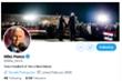 Phó Tổng thống Pence đổi bìa Twitter sau cuộc bạo loạn