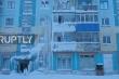 Video: Chung cư bỏ hoang biến thành hang động băng nhũ tuyệt đẹp