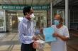 Cụ ông 90 tuổi mắc COVID-19 ở Quảng Nam xuất viện