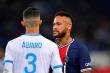 Đánh nhau bị phạt thẻ đỏ, Neymar nổi giận: 'Tiếc không đấm vào mặt gã đó'