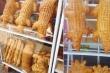 Vừa xuất hiện, bánh mì cá sấu khổng lồ đã cháy hàng