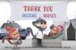 VINTATA tri ân 'anh hùng' chống 'giặc' COVID-19 bằng phim hoạt hình 3D ấn tượng