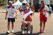 Olympic Tokyo: VĐV tennis ngồi xe lăn, than suýt chết vì sốc nhiệt