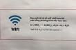 Dân mạng 'căng não' khi phải cân bằng phương trình hoá học mới có mật khẩu wifi
