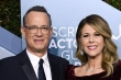 Vợ chồng ngôi sao Hollywood Tom Hanks - Rita Wilson bị nhiễm Covid-19